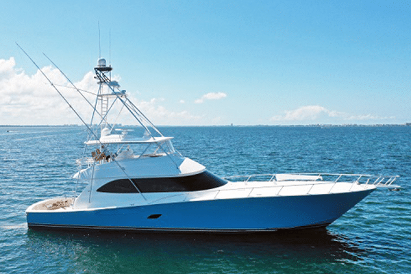 New 2010 VIKING 82 CONVERTIBLE Yacht