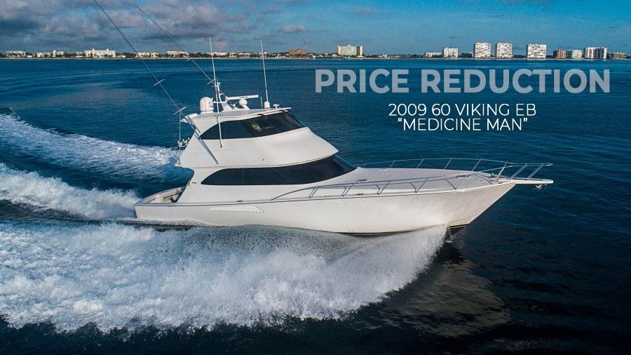 2009 Viking Yacht 60 EB Medicine Man
