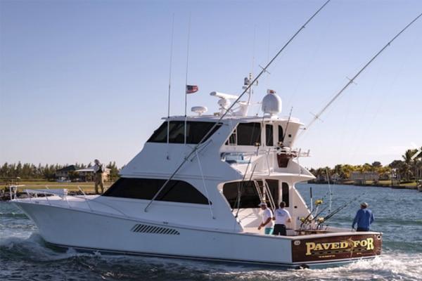 New 2002 VIKING 61 ENCLOSED BRIDGE Yacht