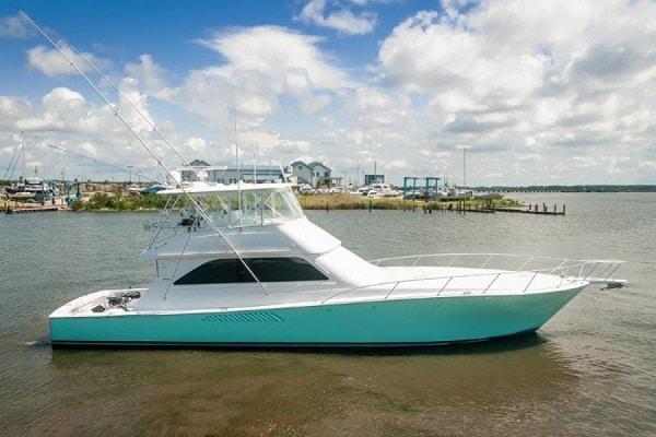 New 2002 VIKING YACHTS 61 CONVERTIBLE Yacht