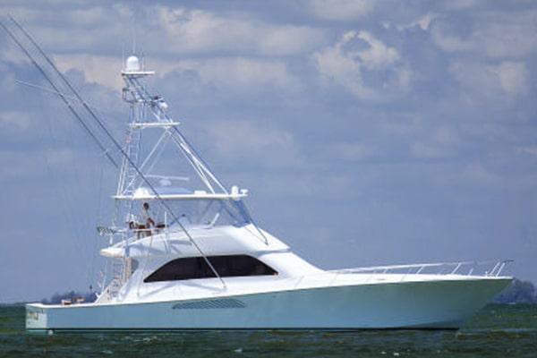 New 2007 VIKING 64 CONVERTIBLE Yacht