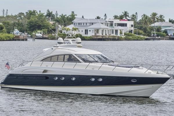 New 2002 PRINCESS V65 Yacht