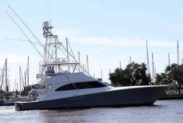 New 2017 VIKING 66 CONVERTIBLE Yacht