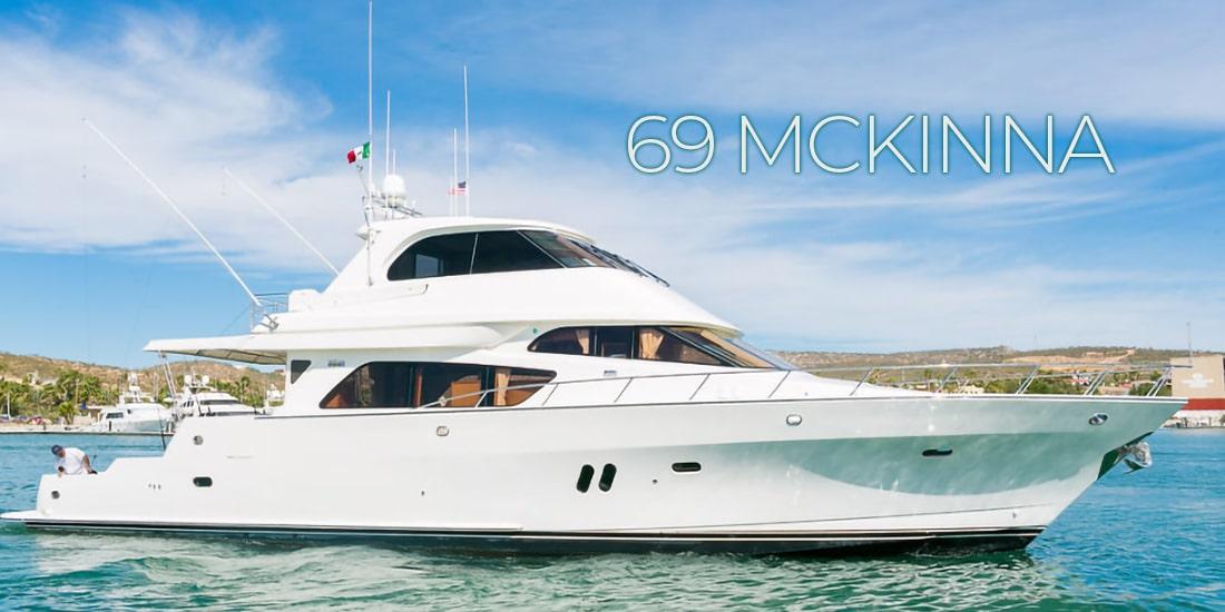 2012 MCKINNA YACHTS 69 SKYLOUNGE