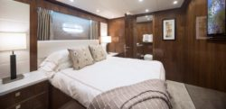 Sunny 100 Hargrave stateroom