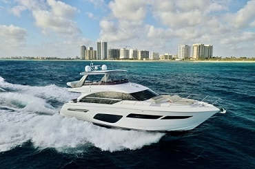 New 2019 PRINCESS 70 FLYBRIDGE Yacht