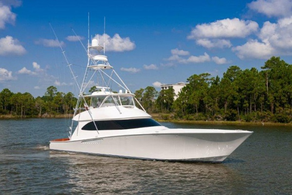 New 2011 VIKING YACHTS 70 CONVERTIBLE Yacht