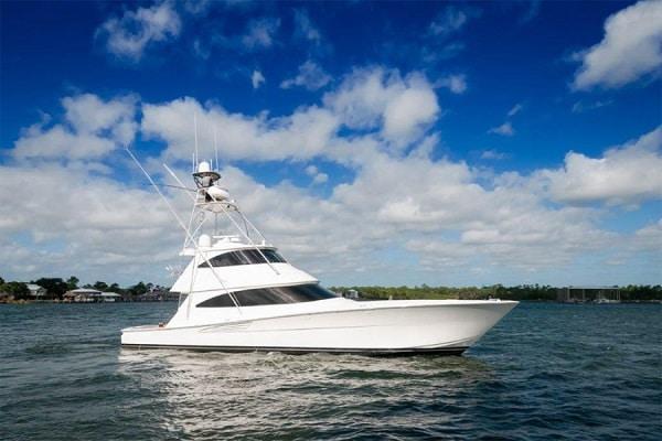 New 2017 VIKING YACHTS 72 ENCLOSED BRIDGE Yacht