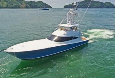 New 2018 VIKING 72 CONVERTIBLE Yacht