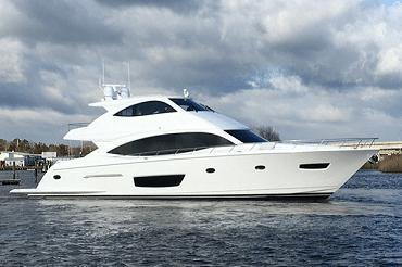 New 2018 VIKING YACHTS 75 MOTOR YACHT Yacht