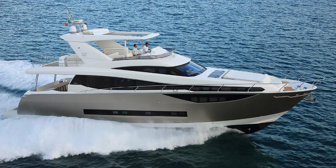 New Prestige 750 Motor Yacht Yacht