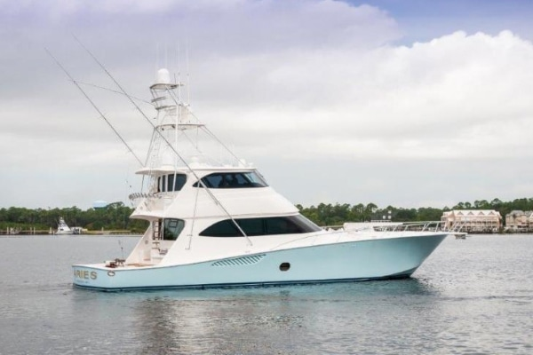 New 2010 VIKING 76 CONVERTIBLE Yacht
