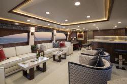 2015 Viking Yachts 92 Enclosed Bridge Trade