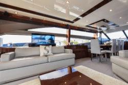 Silver Lining Princess Yacht