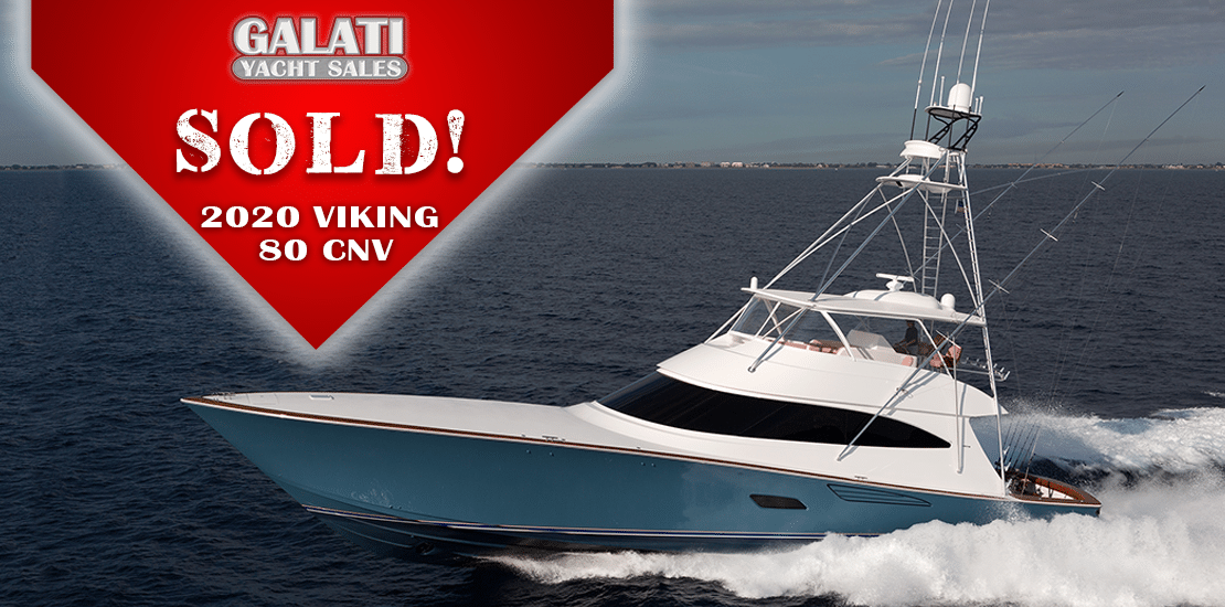 Sold Viking 80C