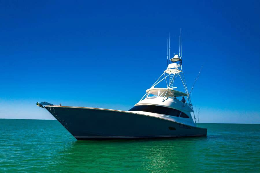 "80' Viking Yacht ""CE"""