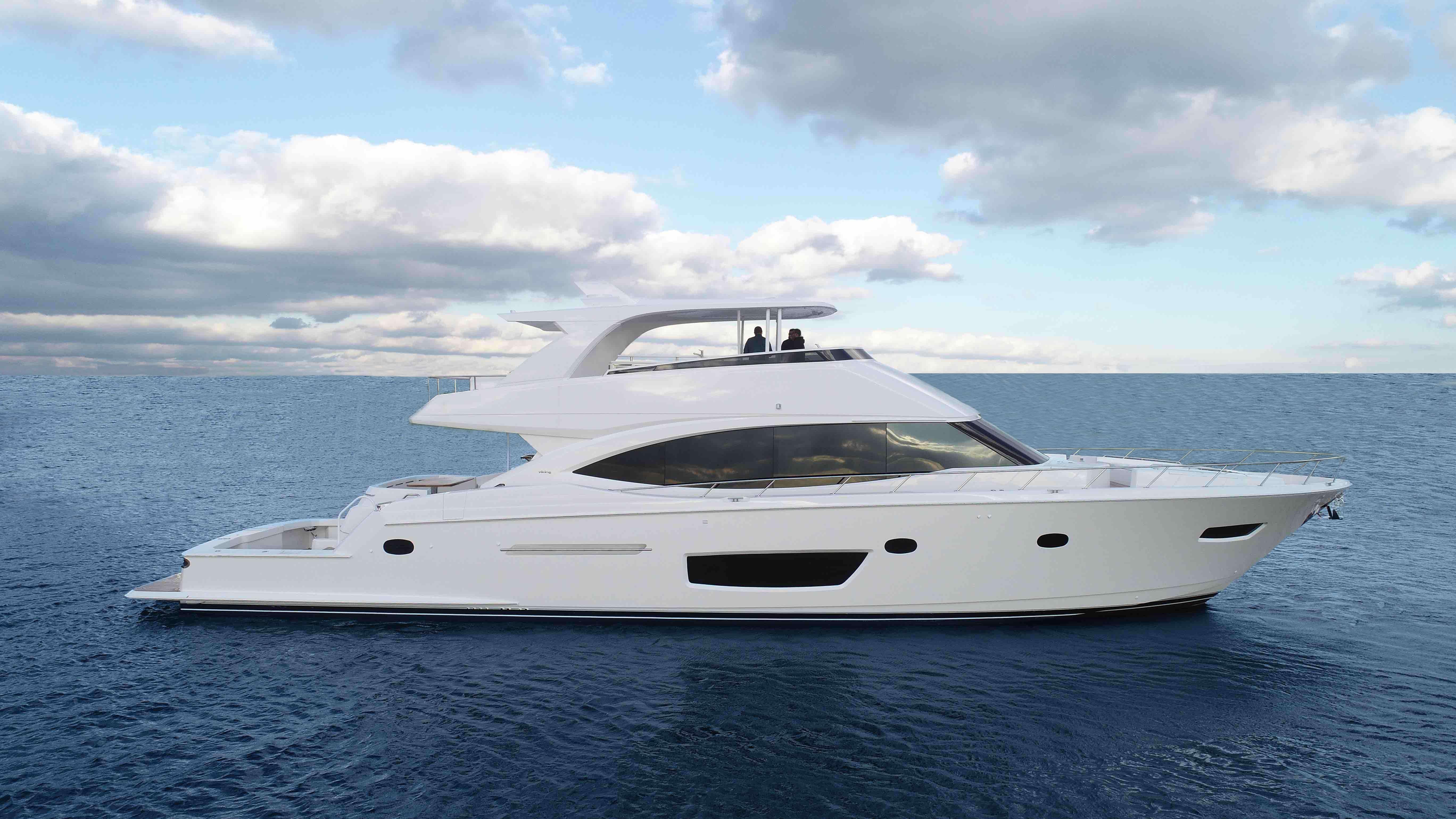 New Viking 82 Motor Yacht  Yacht