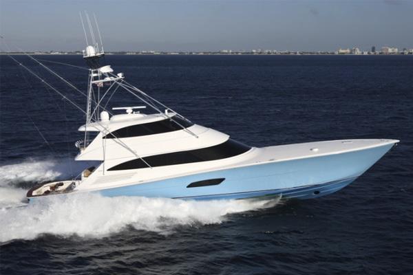 New 2015 VIKING 92 ENCLOSED BRIDGE Yacht
