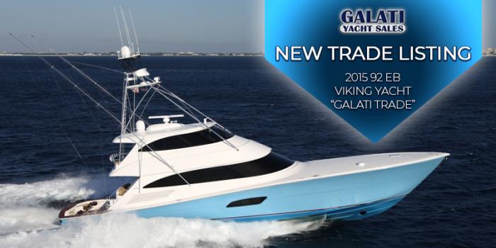 92 Viking Yachts EB Galati Trade Listing