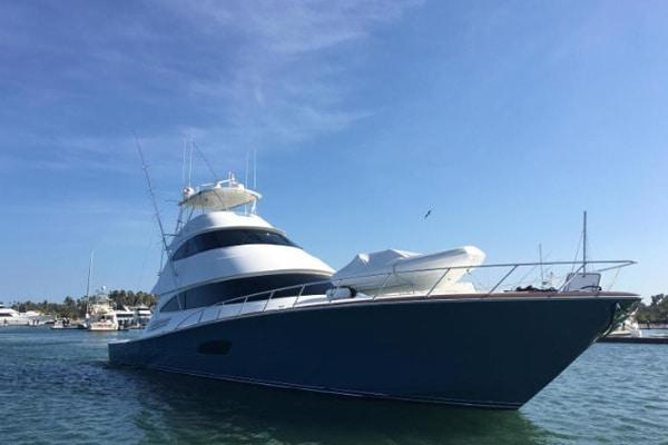 New 2016 VIKING 92 SKYBRIDGE Yacht