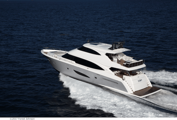 New Viking 93 Motor Yacht Yacht
