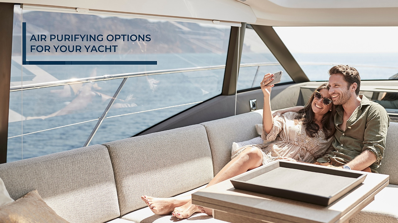 Air Purifying Options For Your Yacht