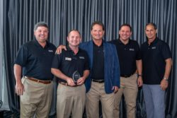 Top Yacht Broker Awards Ceremony at Miami Yacht Show 2019