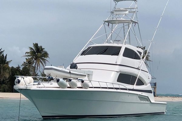 Bertram Sportfish Yacht for Sale