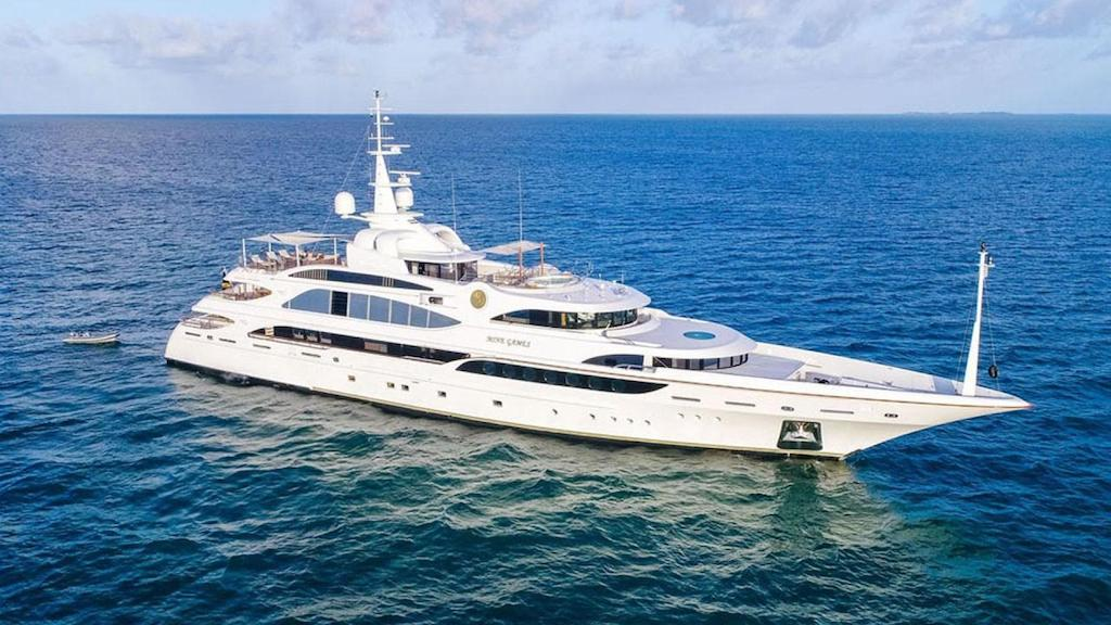 Benetti Mine Games Motor Yacht Sold