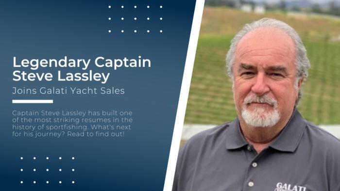 Captain Steve Lassley