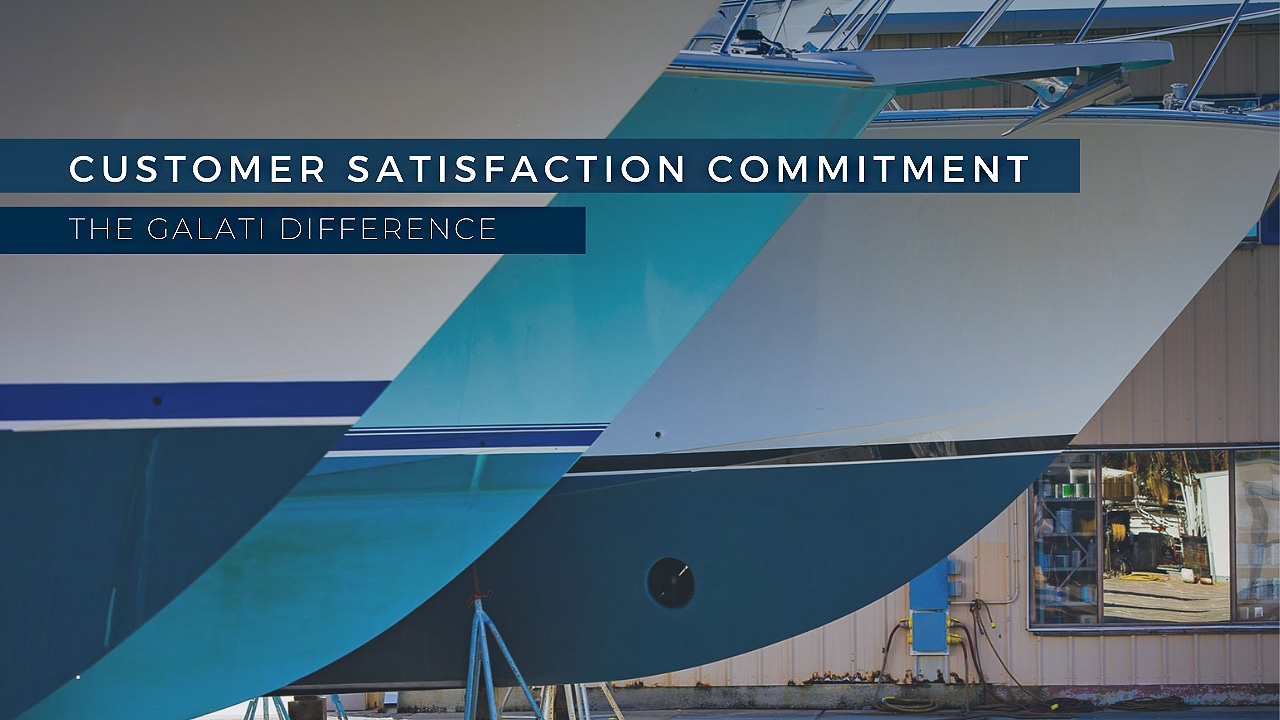 Customer Satisfaction Commitment The Galati Difference (CSI Report)