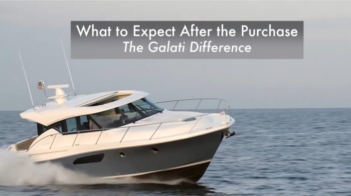 What to expect after the purchase; The Galati Difference