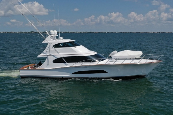 New 2011 SPENCER 70 ENCLOSED BRIDGE Yacht