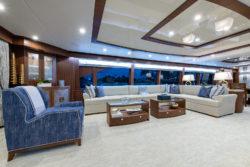 Hargrave Yachts G120 Salon main