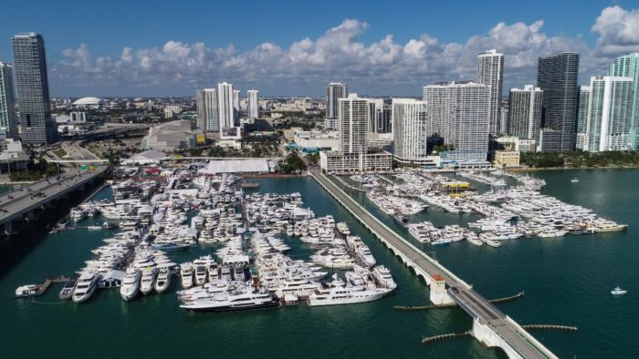 Miami Yacht Show Overview