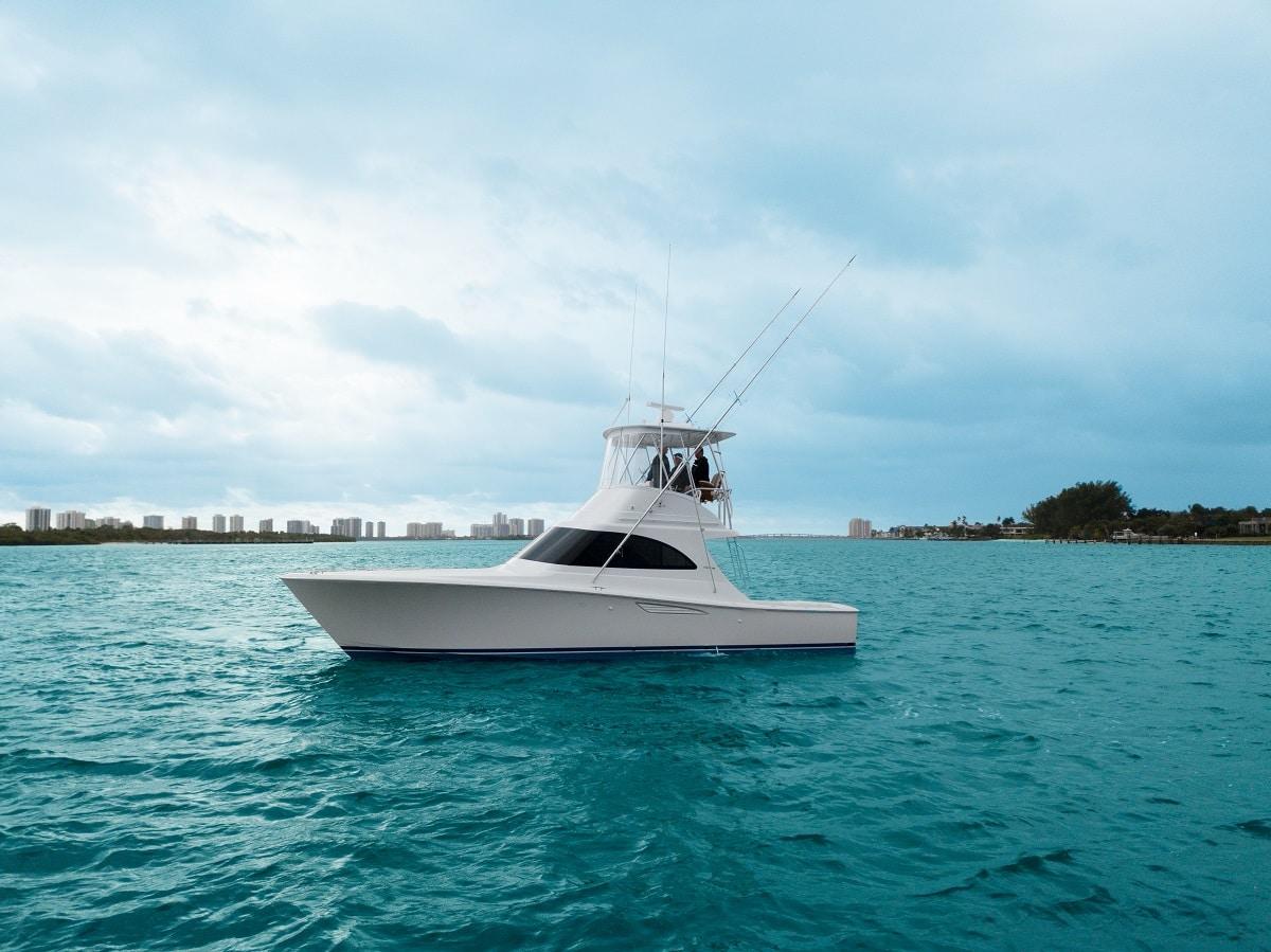 New Viking Yachts 38 Billfish Yacht
