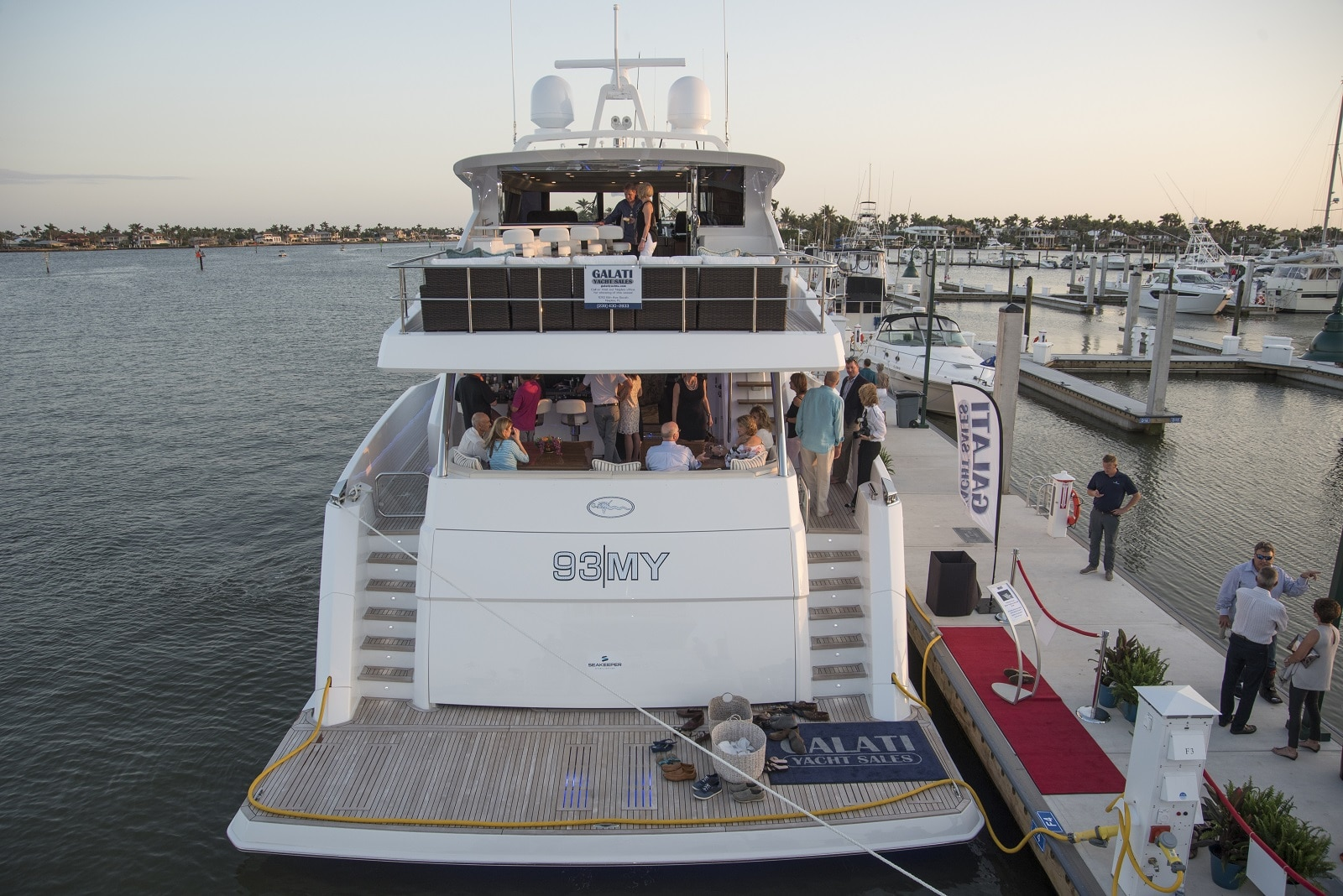 2019 Naples Dockail Party & Open House