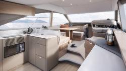 Princess Yachts F45 interior