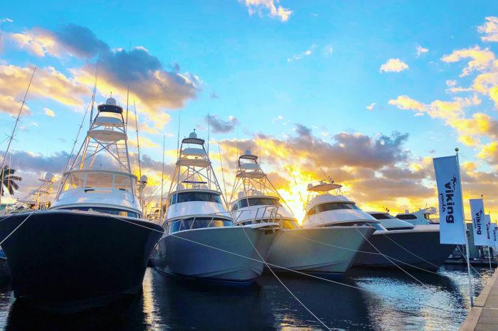 FLIBS 2018 Viking Yachts