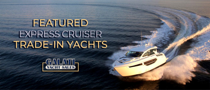 Featured Express Cruiser Trade-In Yachts