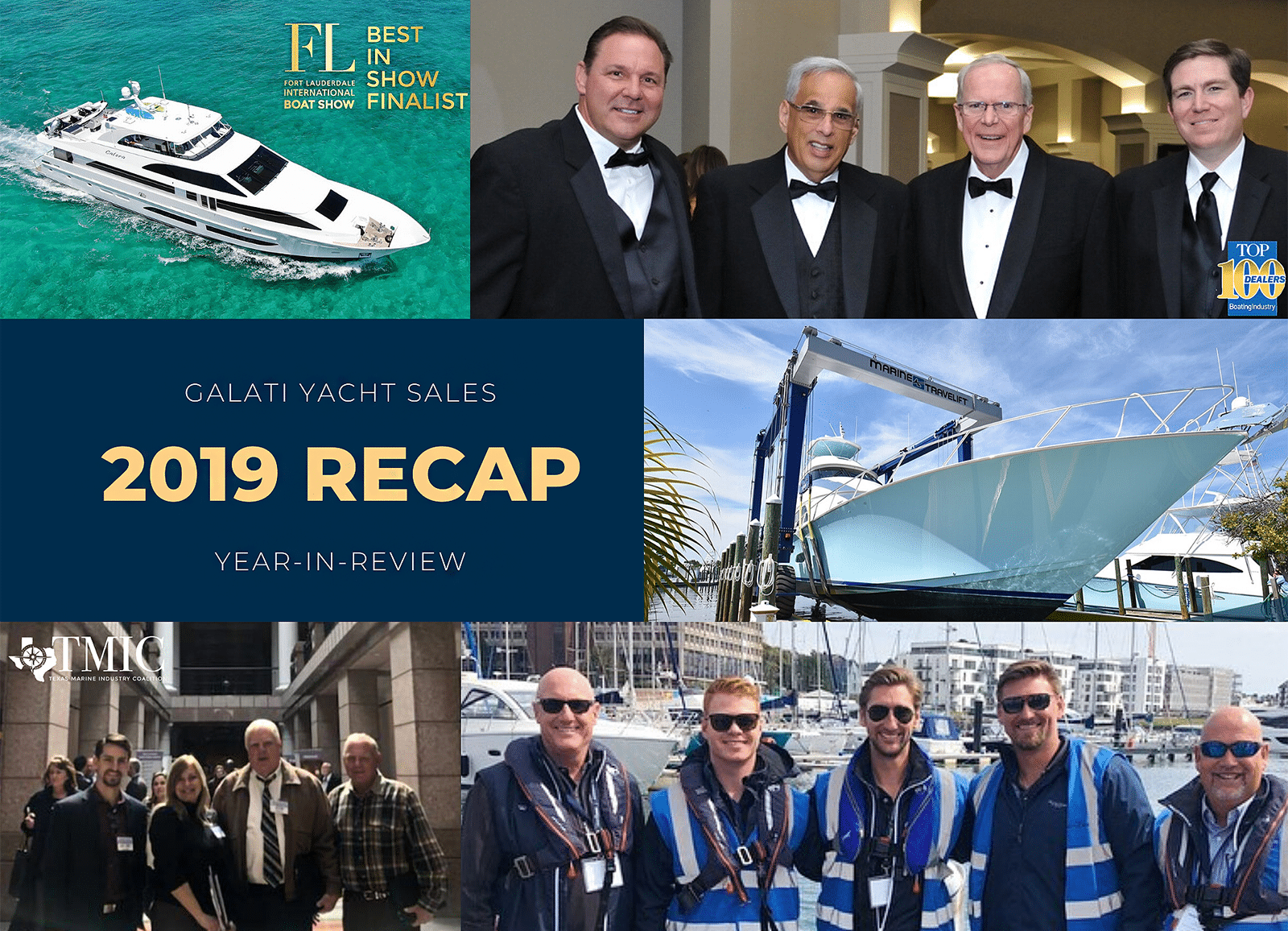 Galati Yacht Sales Year-in-Review 2019 Recap