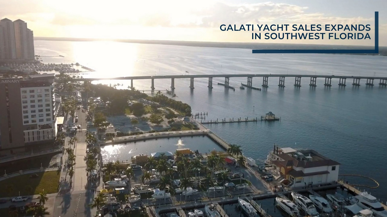 Galati Yacht Sales Expands in Southwest Florida