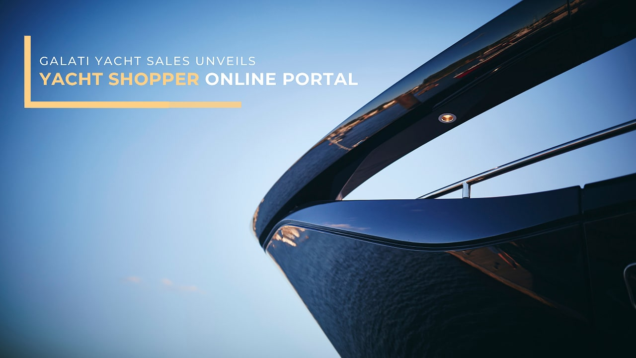 Galati Yacht Sales yacht shopper online portal