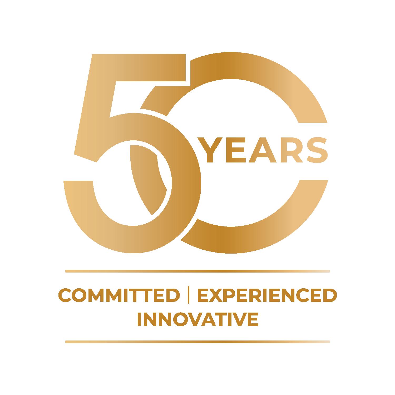 GYS 50th logo