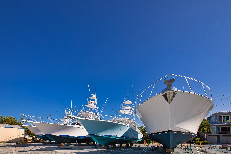 Anna Maria Service Yard _ Galati Yacht Sales