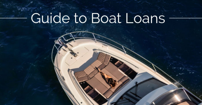 Guide to Boat Loans