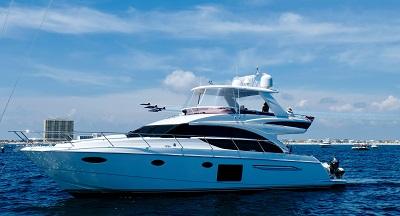 60 Princess Yacht Charter