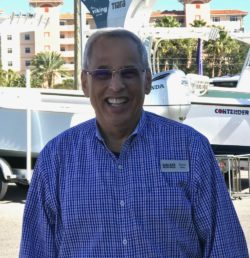 Steve Gale, Sales Manager at Galati Yacht Sales