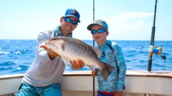 The ultimate fishing expedition 2015 Viking 92
