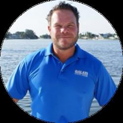 Galati Yacht Broker Jason Lozeau